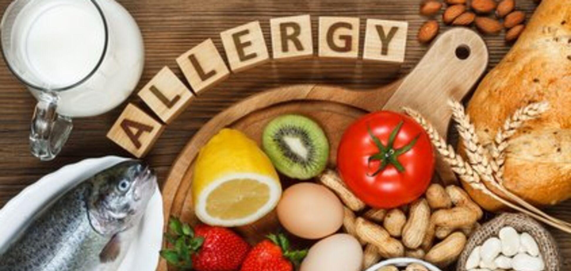 Врач назвала топ-8 продуктов, вызывающих аллергию