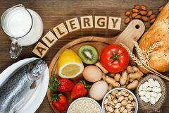 Лікарка назвала топ-8 продуктів, які викликають алергію