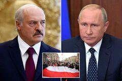 Белорусы митингуют против Путина: почему Украине грозит еще один военный фронт
