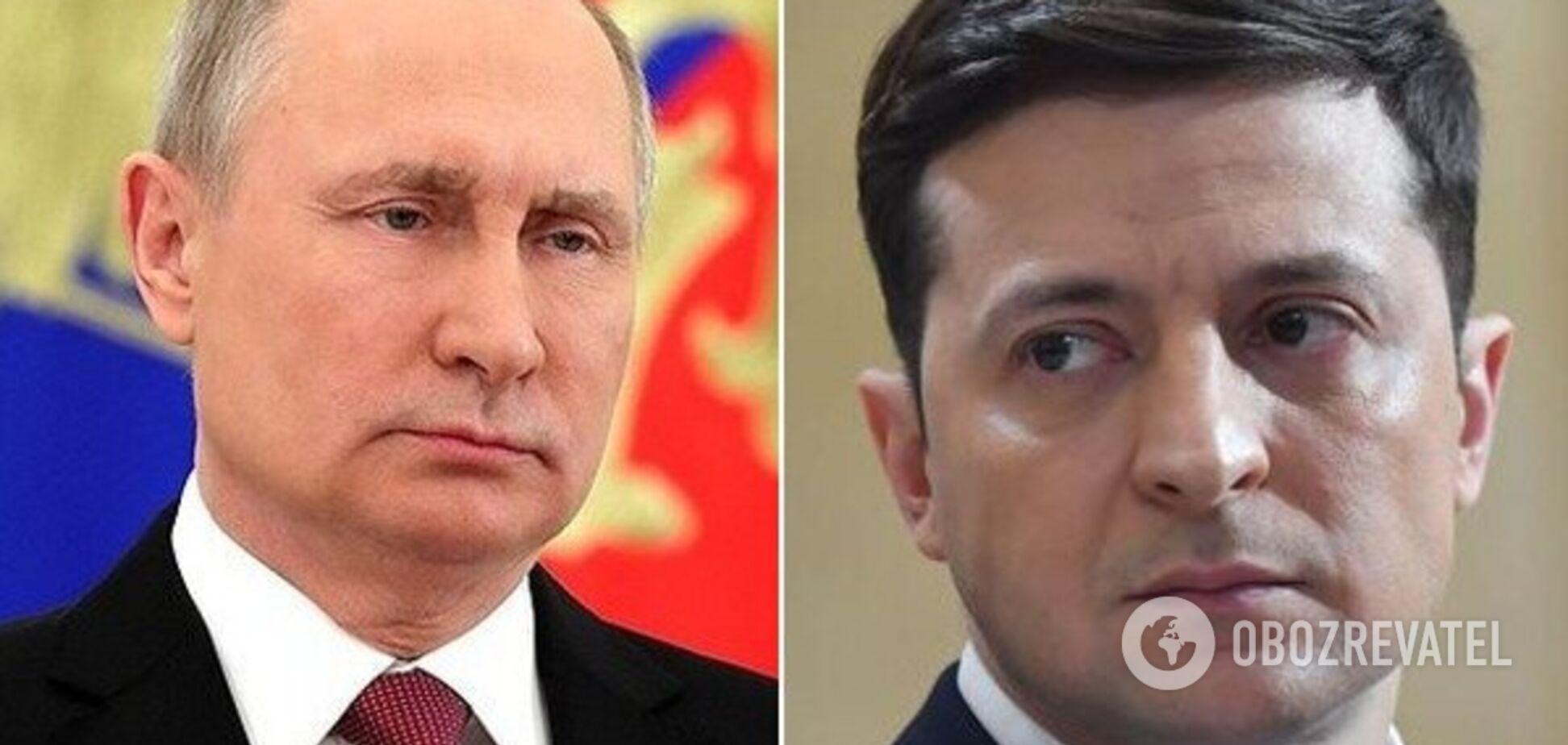 Путин поставил Зеленскому ультиматум: первые подробности о договорённостях 'нормандской встречи'