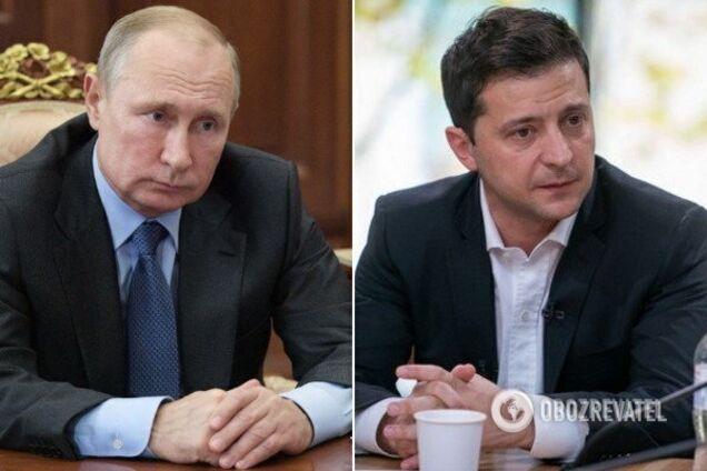 Первая встреча Путина и Зеленского: раскрыты подробности