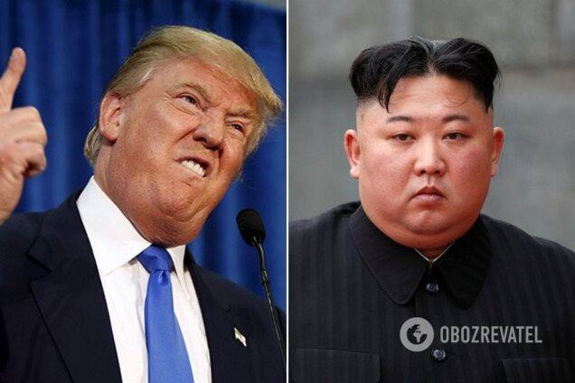 Трамп публично пригрозил Ким Чен Ыну