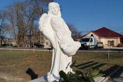 Пам'ятник Даші Лук'яненко