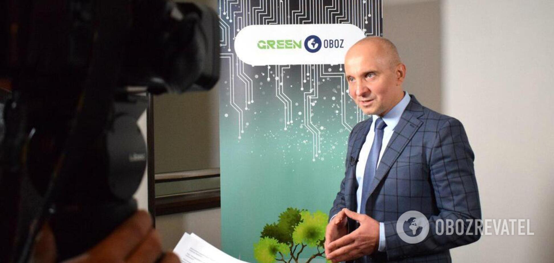 Савчук возглавил крупную компанию по производству 'зеленой' энергии