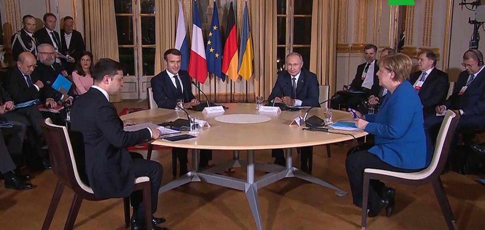 Забыли про санкции? На встрече Зеленского с Путиным подметили скандальный нюанс