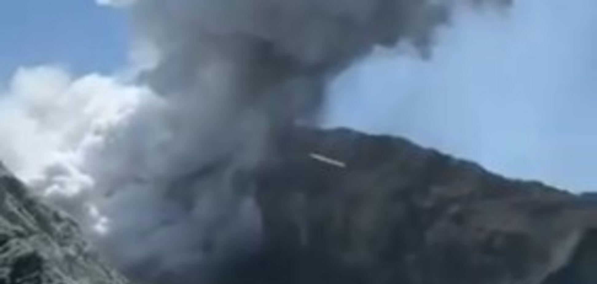У Новій Зеландії прокинувся потужний вулкан: є жертви. Страшне відео