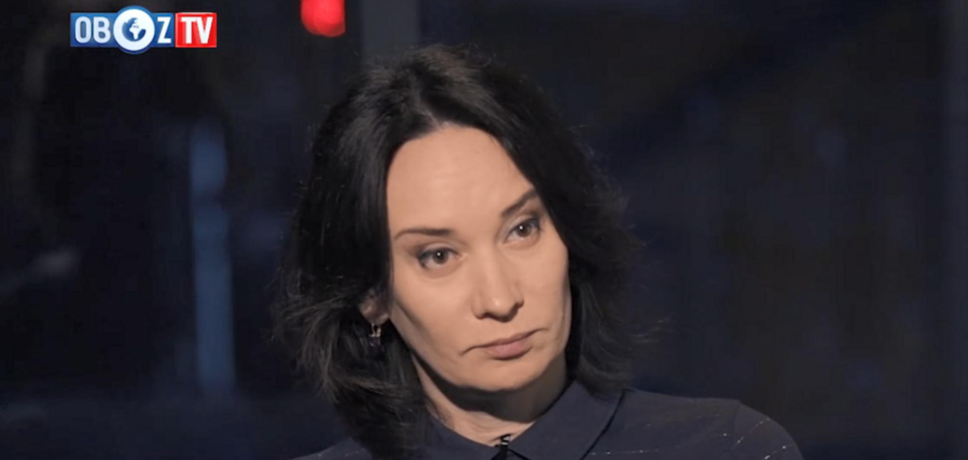 'Мислить, як куховарка': Звіробій розгромила план Зеленського щодо Донбасу