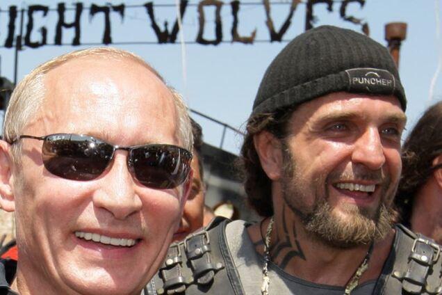Путин и Залдостанов