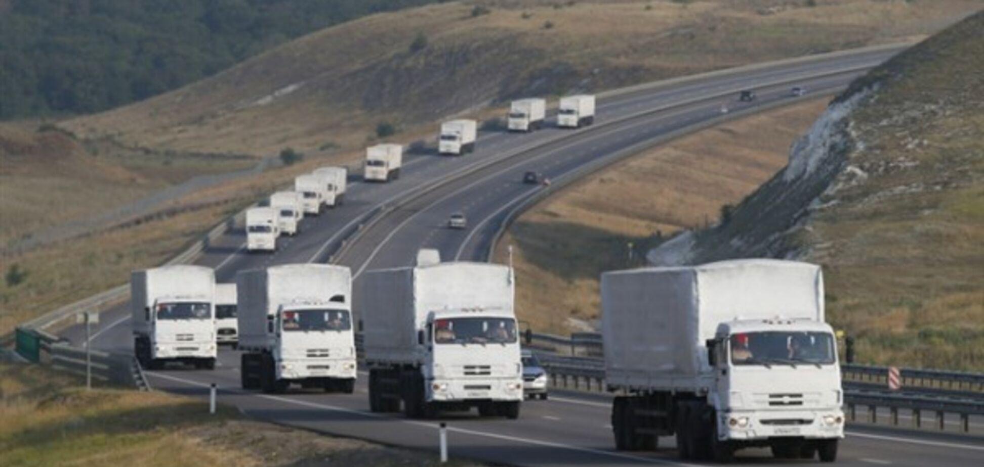 Россия перестала отправлять 'гумконвои' на Донбасс: что произошло