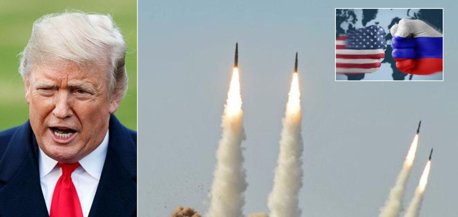 США выходят из ракетного договора: Трамп сделал историческое заявление