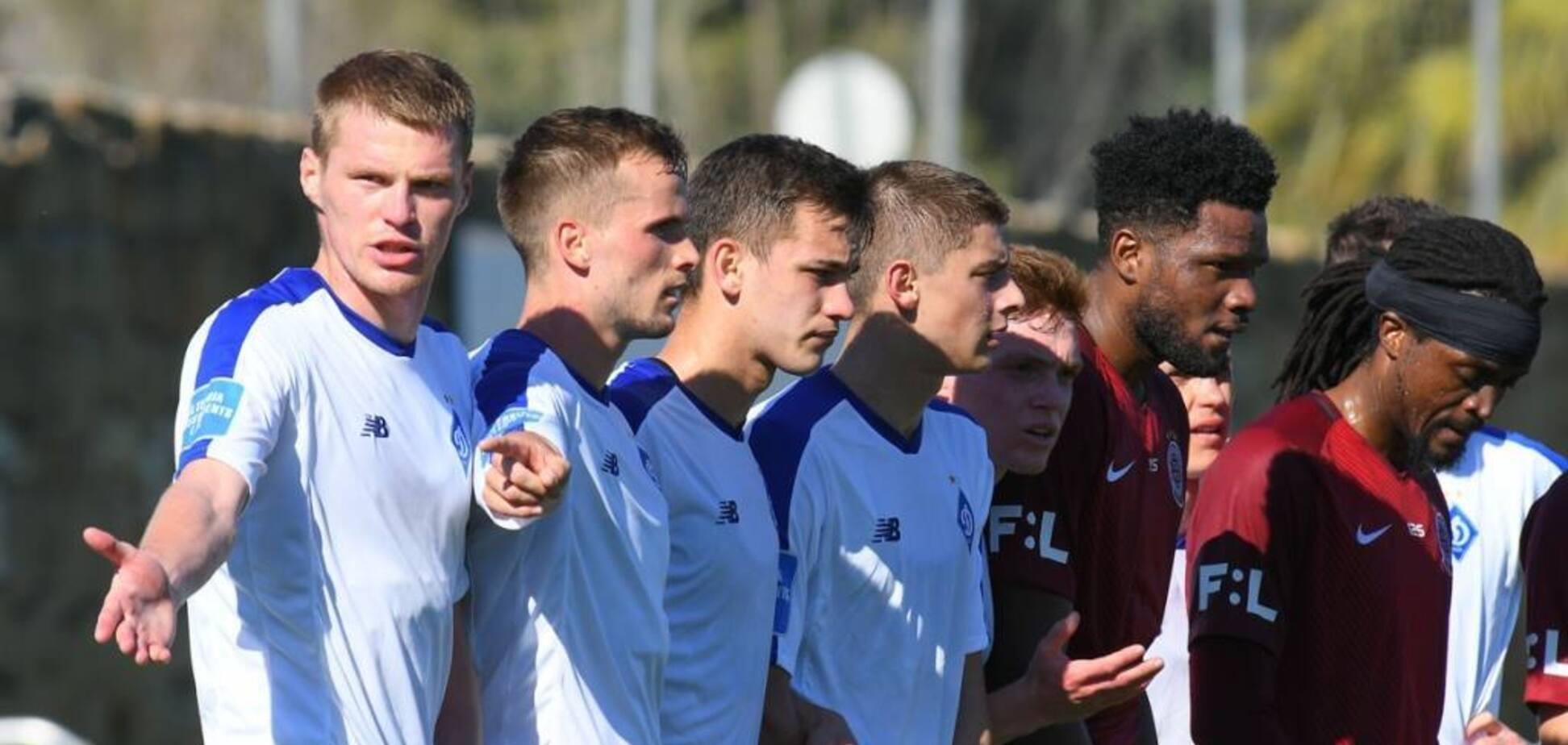 Был отчислен: футболист 'Динамо' подрался с одноклубником