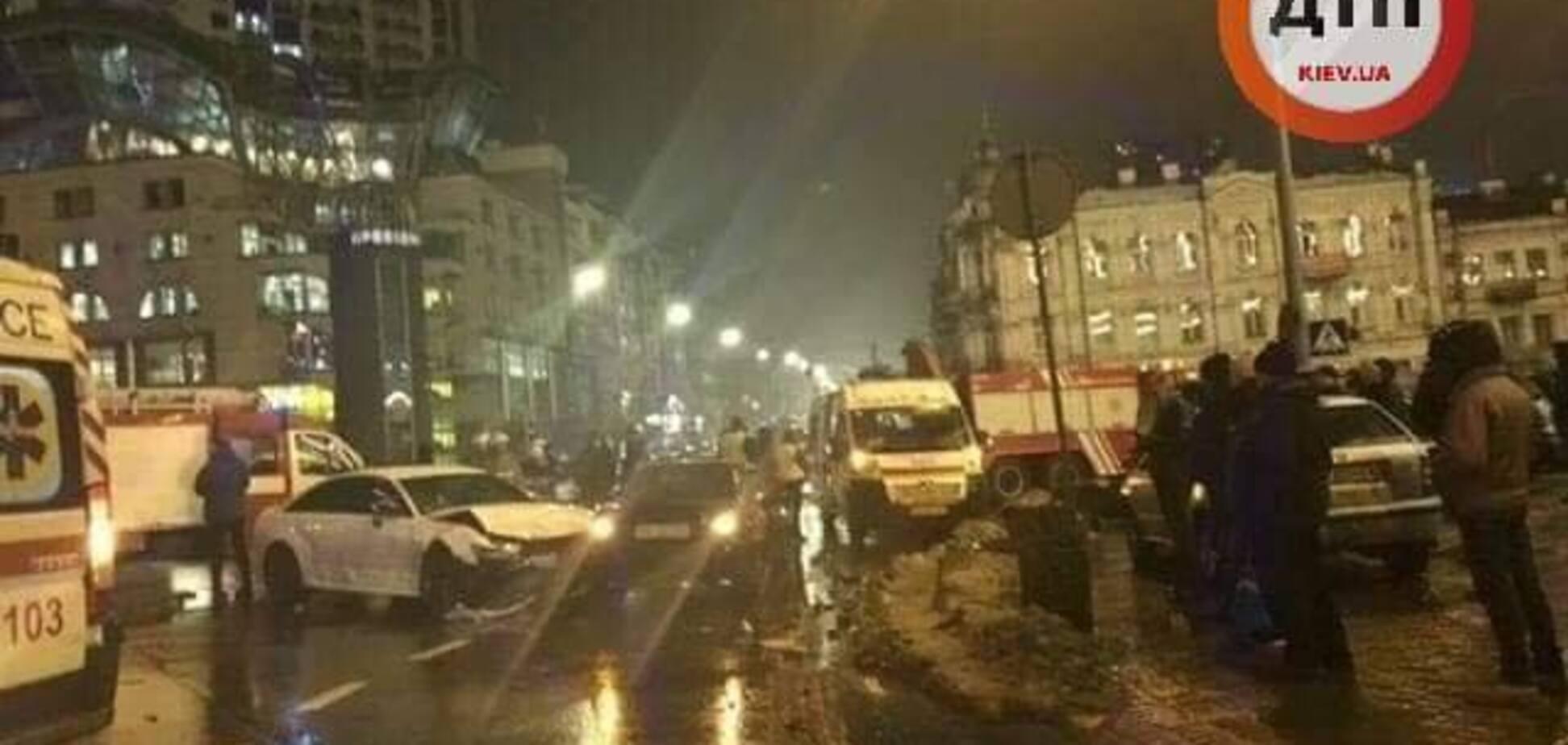 В центре Киева произошло смертельное ДТП: выяснились новые подробности