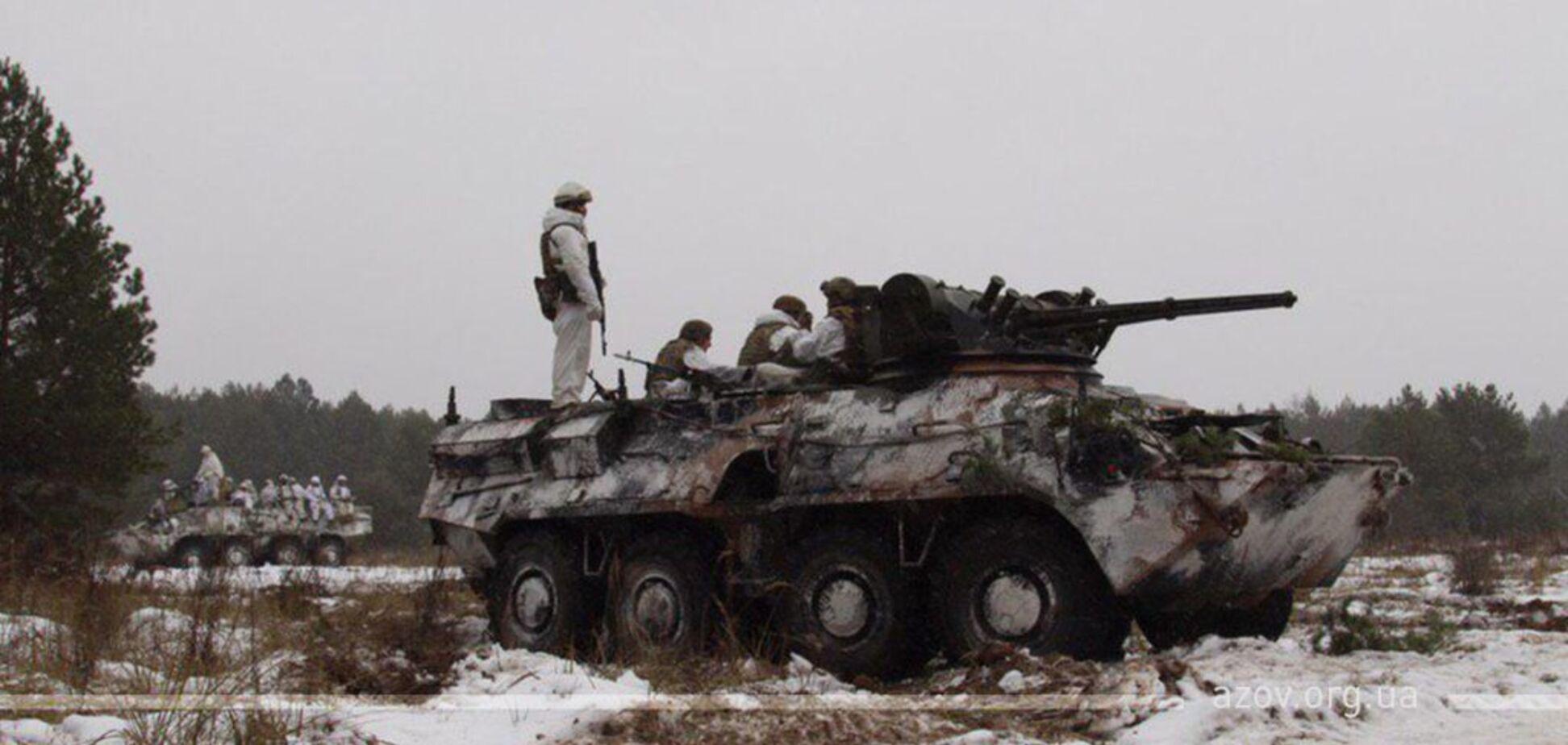 ''На ворога чекають сюрпризи'': ''Азову'' на Донбасі напророкували бойовий успіх