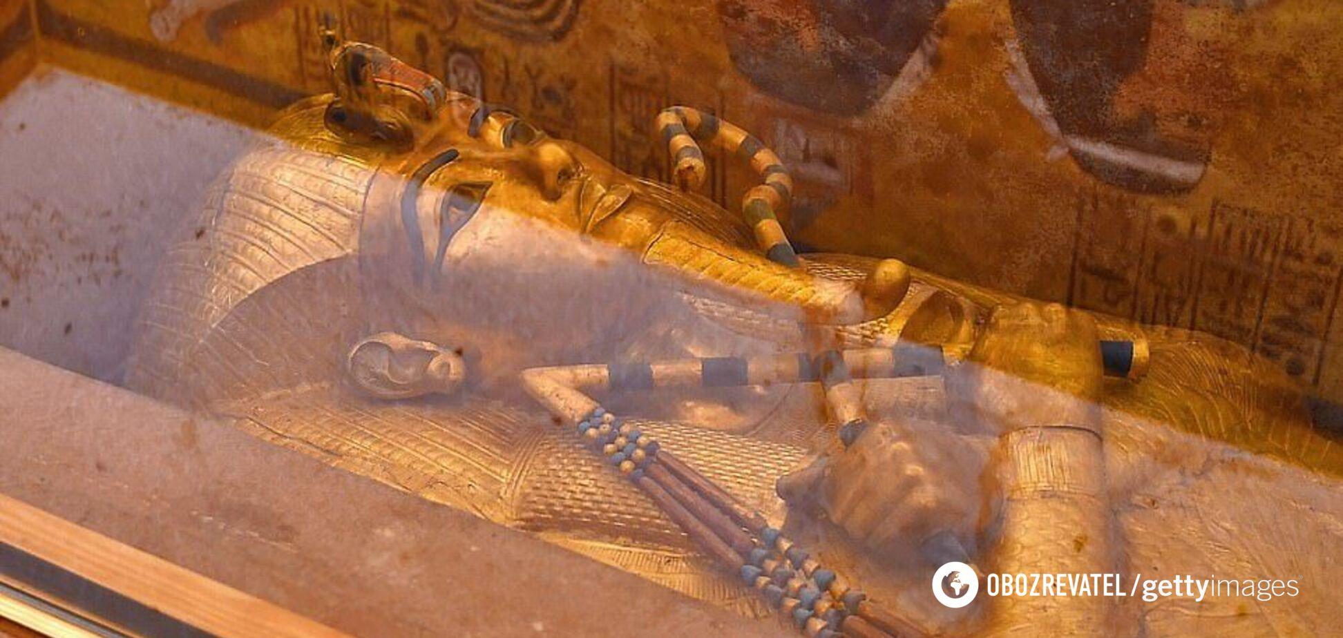 Ученые думали 100 лет: раскрыта одна из загадок 'проклятия' гробницы фараона Тутанхамона