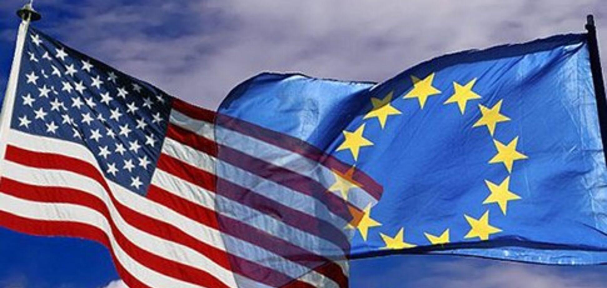 Это Евросоюз плюет на американские санкции, а не Россия