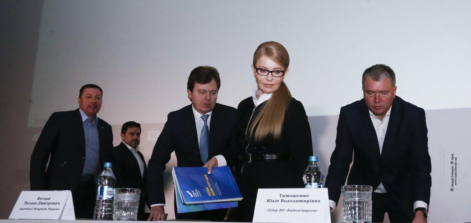 У Тимошенко есть четкий план вывода Украины из кризиса – Крулько