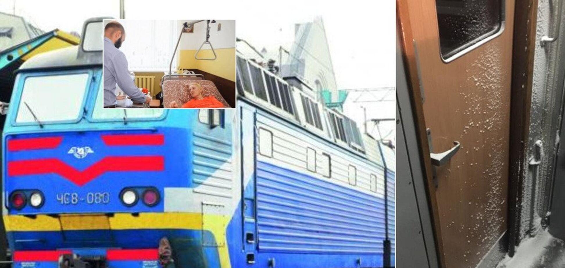 ''Пасажирка півроку не зможе працювати, а тарганів труїти нічим'': в українських потягах стає небезпечно