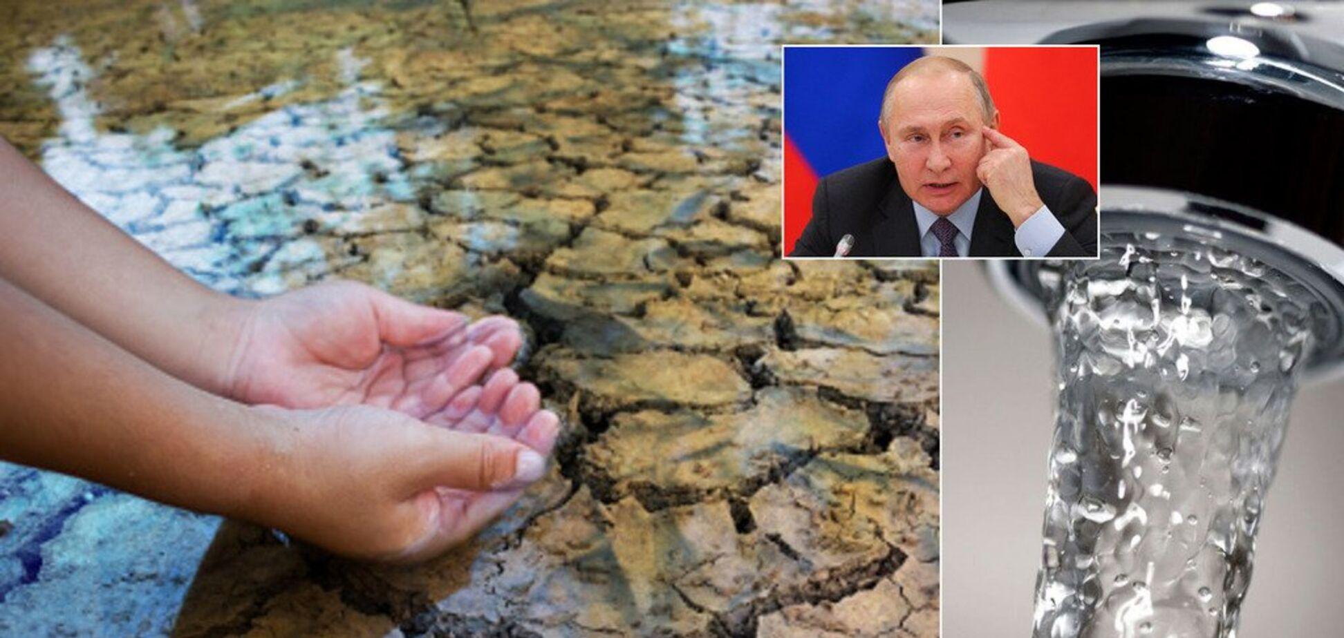 План Москвы по спасению Крыма обречен: назревает катастрофа