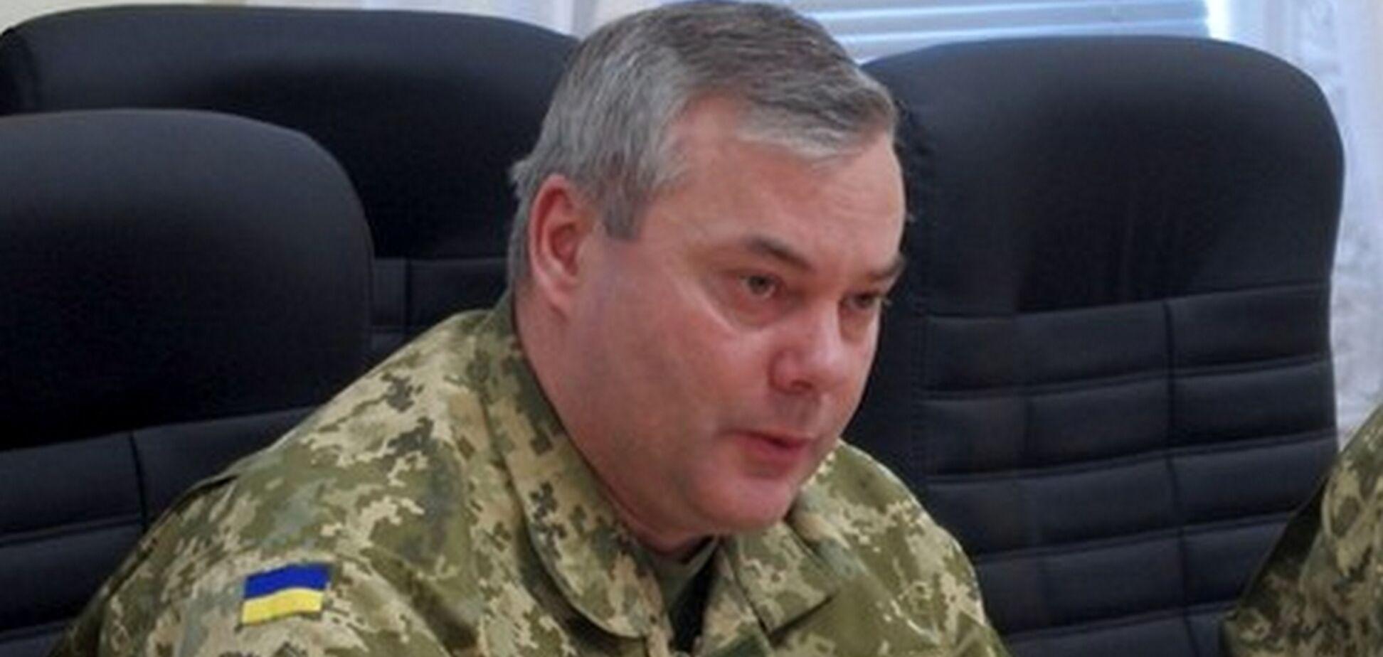 Україна готова дати відсіч: генерал розкрив плани ЗСУ щодо Донбасу
