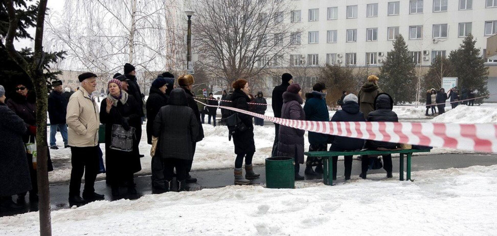 ''Участник АТО заложил 4 взрывчатки'': в Киеве произошло ЧП в больнице