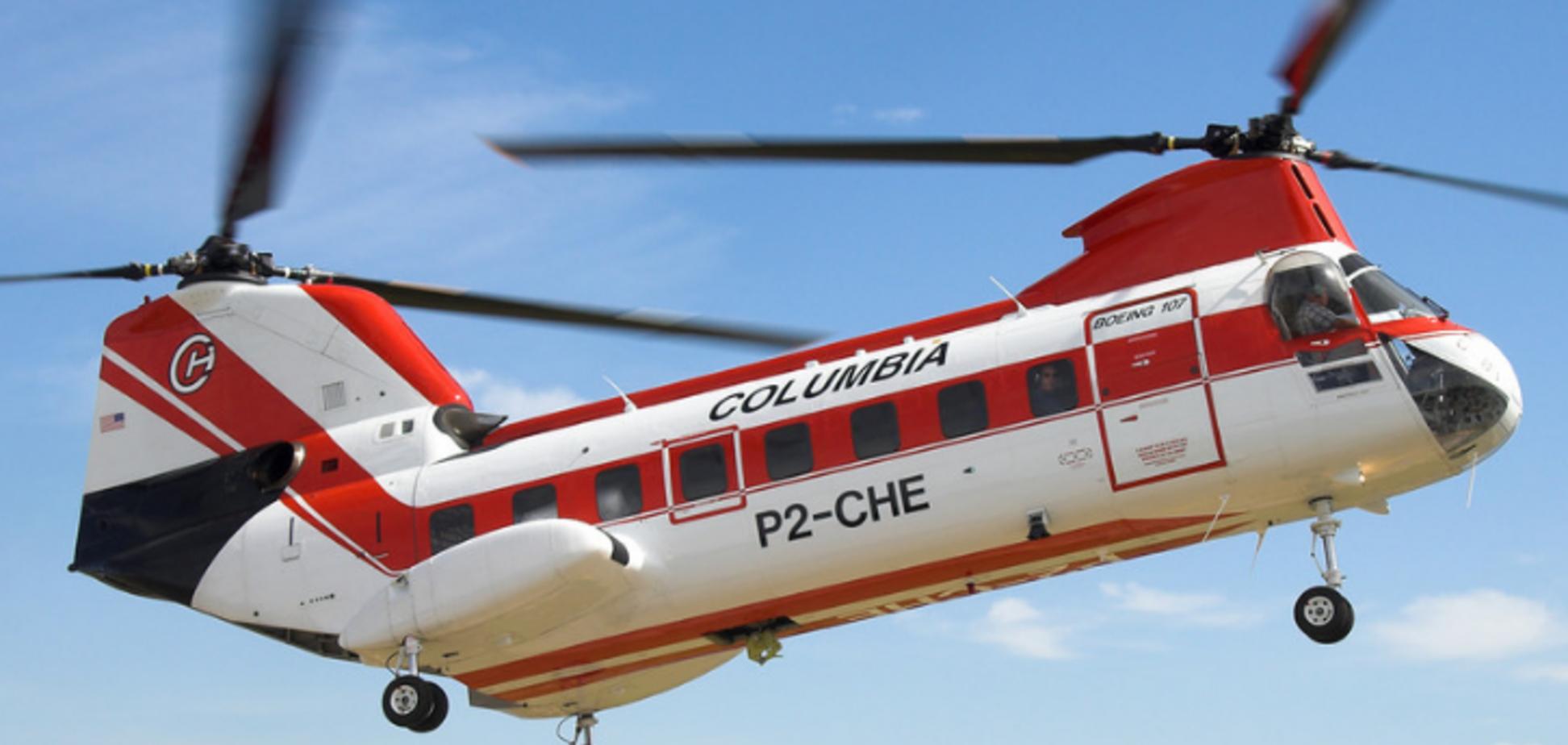 На курорт за 2 часа: в Украине хотят запустить пассажирские перевозки на вертолетах