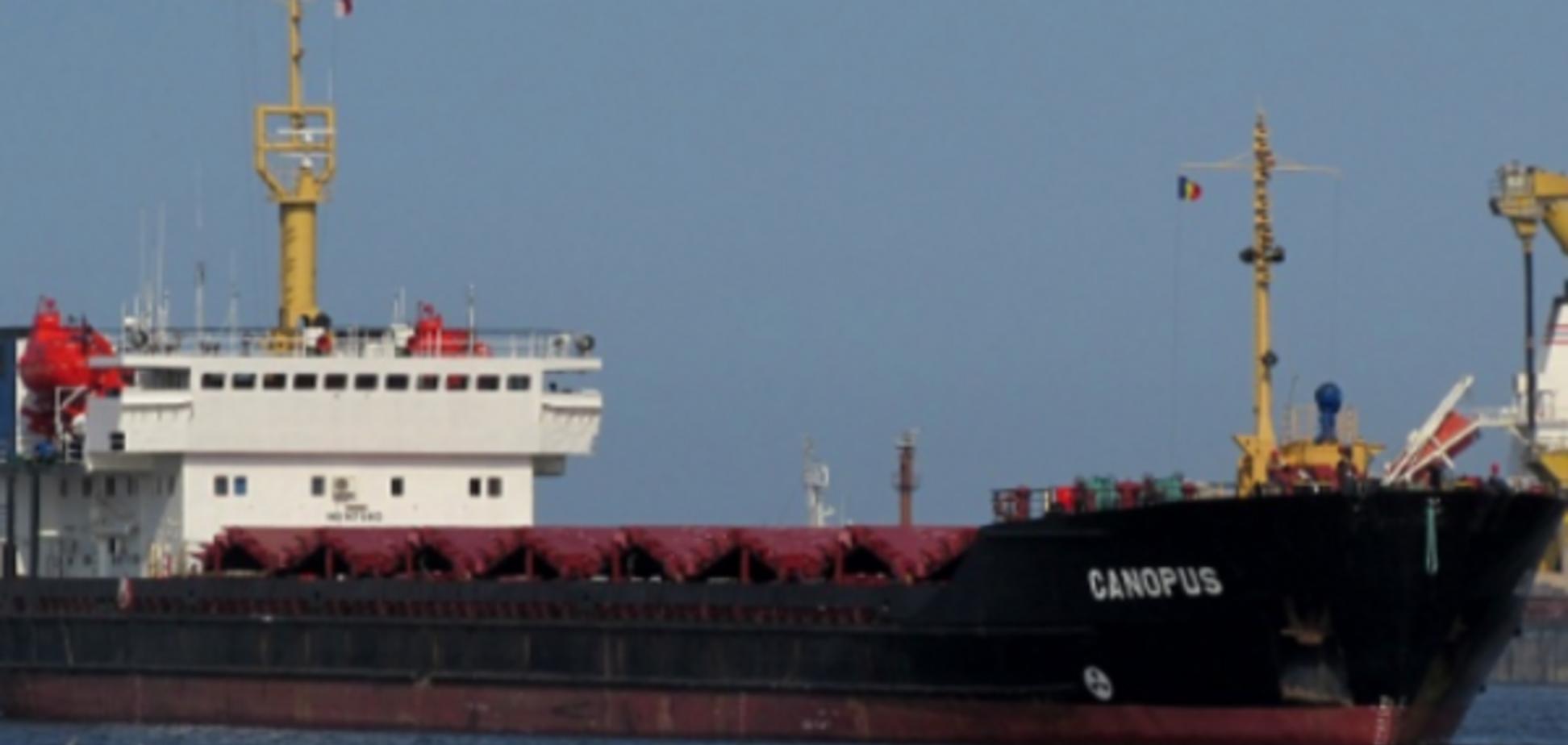 ЧП с украинским моряком возле Керченского моста: появились новые подробности