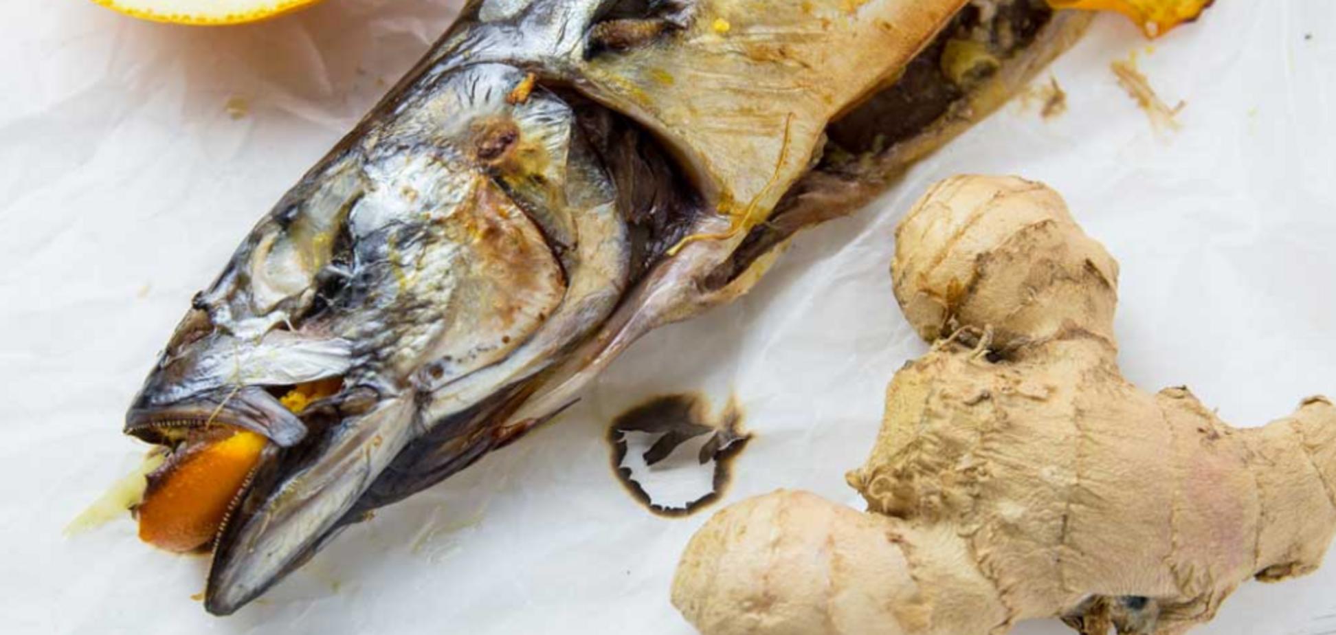 Як приготувати оригінальні страви з риби: рецепти від відомого кулінара
