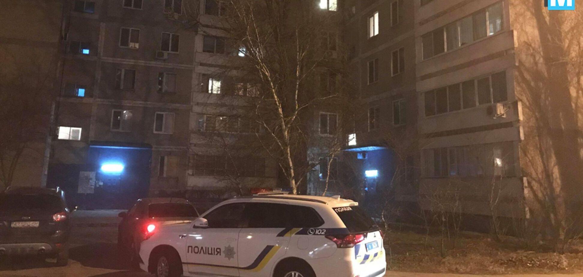 В Энергодаре девушка выпала из окна 6 этажа