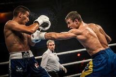 Бой непобедимого украинского боксера завершился неожиданным образом