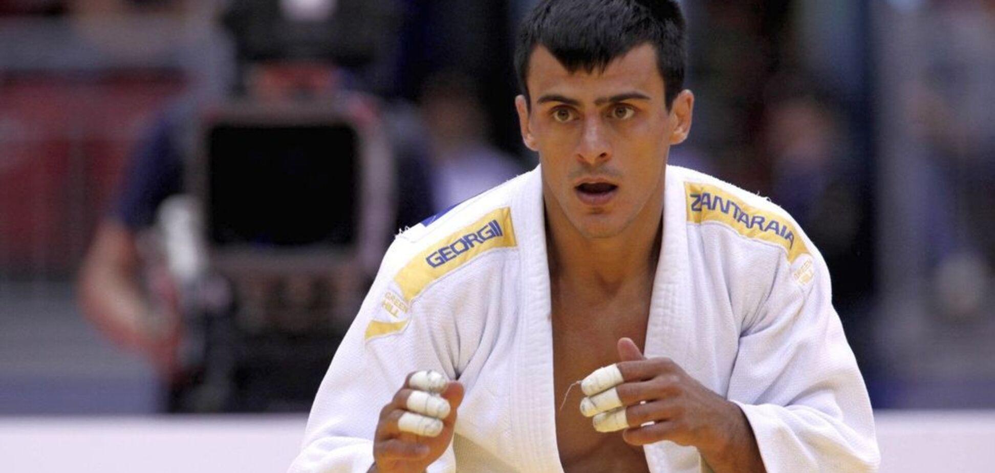 Украинский дзюдоист стал призером Grand Slam, на последних секундах ''сломав'' россиянина