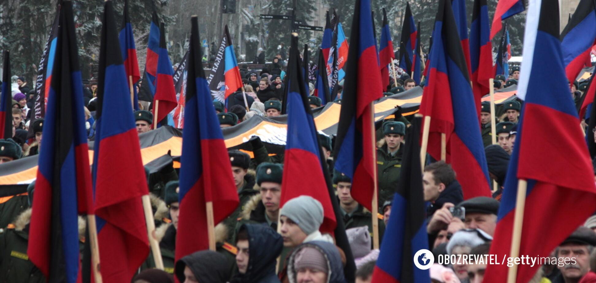 ''Соромно бути дебілами'': з'явилося яскраве порівняння Києва і захопленого Донецька