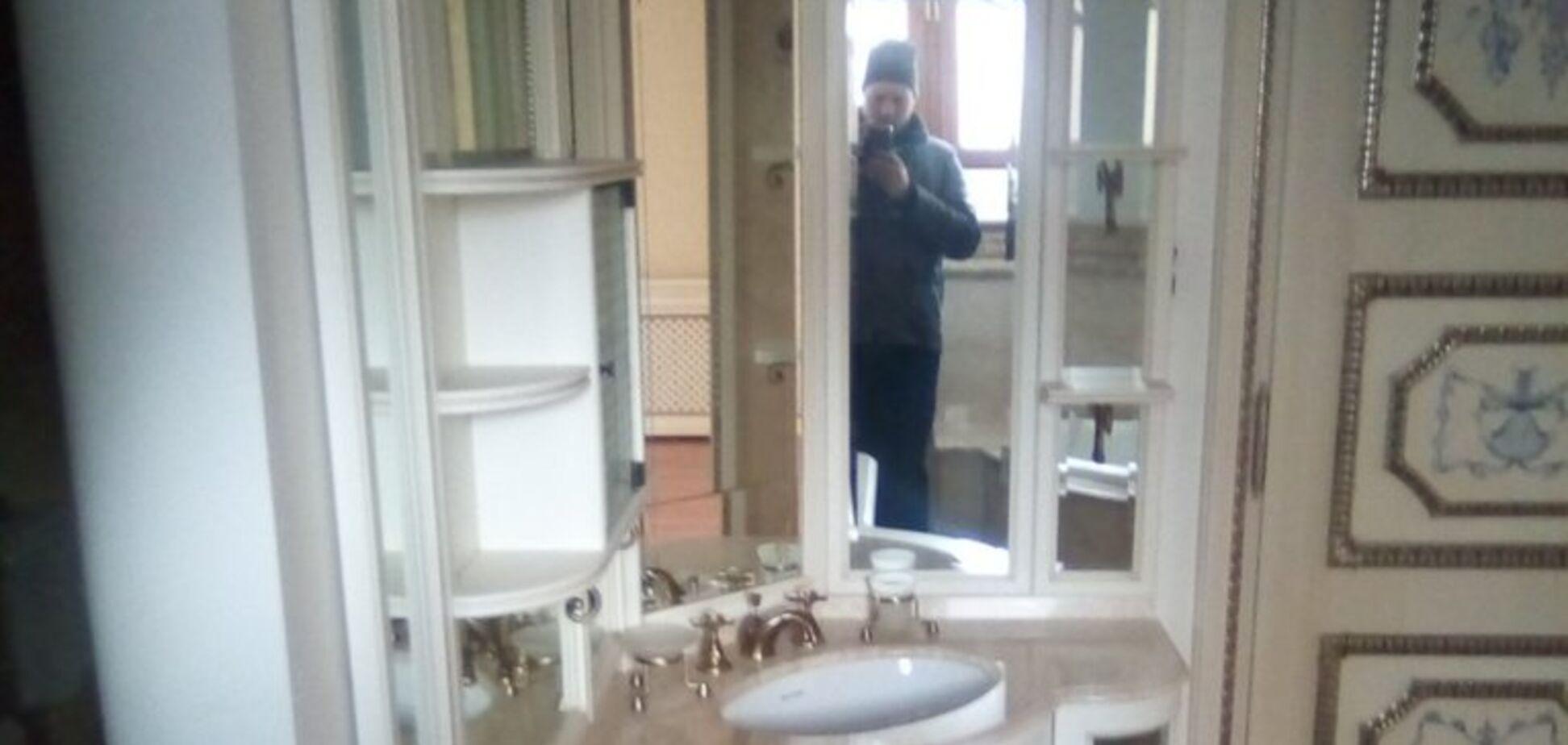 ''Проклята'' розкіш: елітні апартаменти Януковича в Києві потрапили на відео
