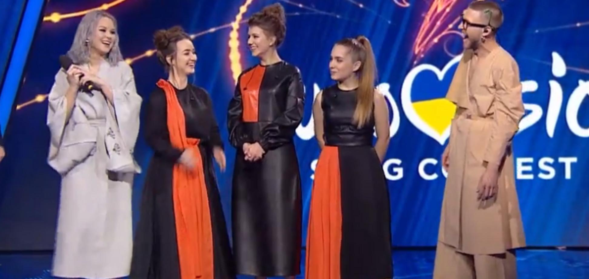 ''Я – гражданка России!'' Полуфиналистка Нацотбора на Евровидение поразила членов жюри. Видео