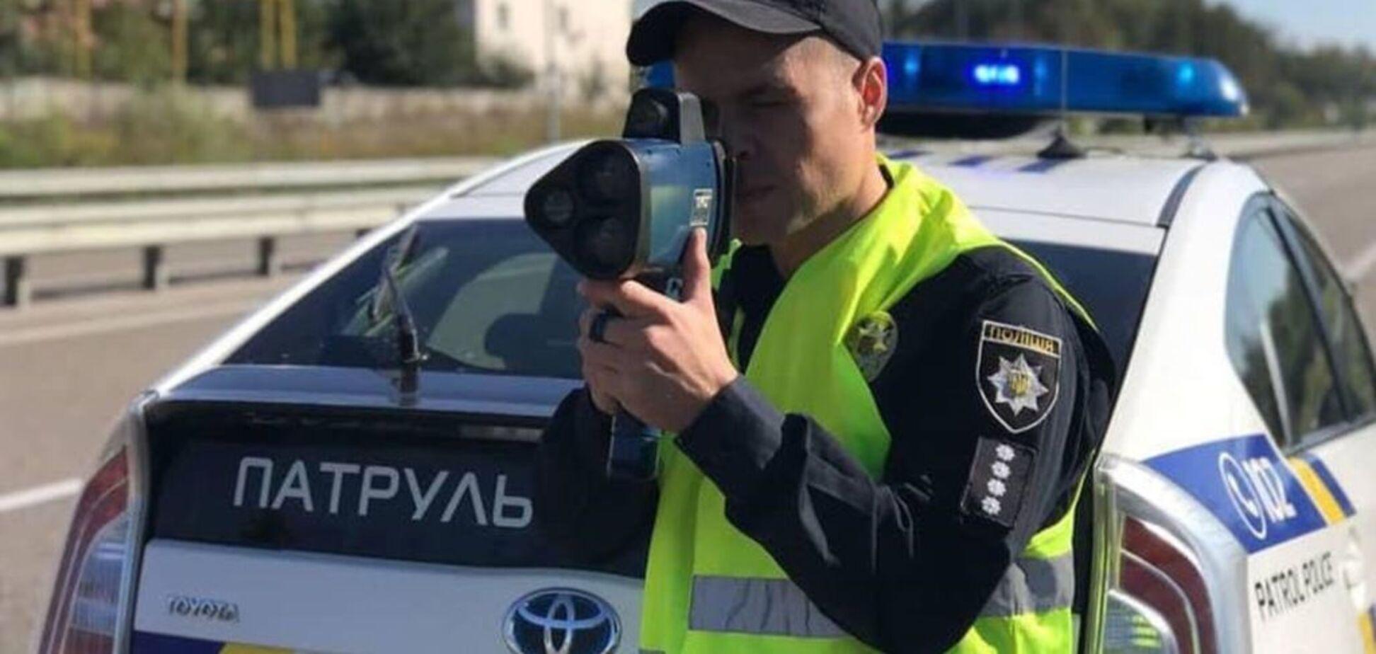 Радары на дорогах Украины: рассекречены все участки видеофиксации. Карта