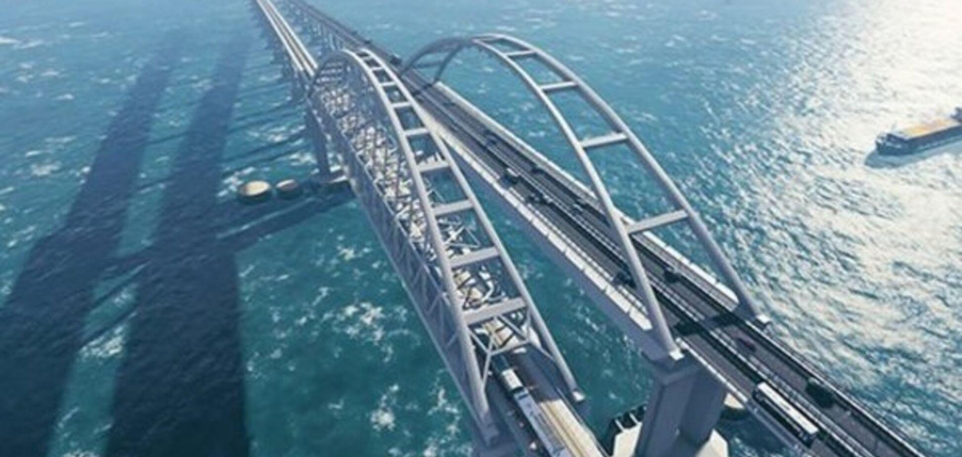 'Хотят задушить': в США назвали истинную цель Крымского моста