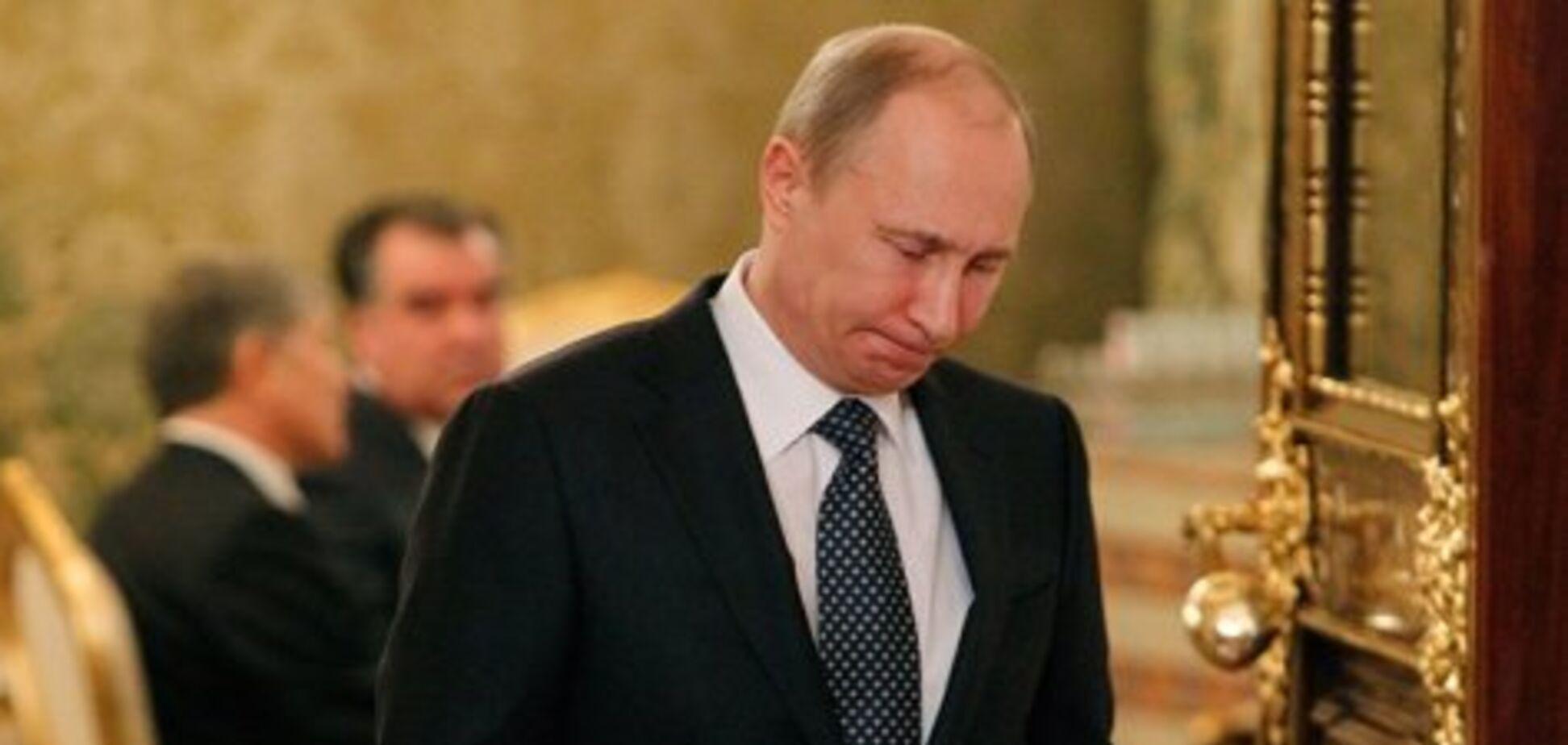 'Развели, как лохов': в Украине рассказали о большой проблеме Путина