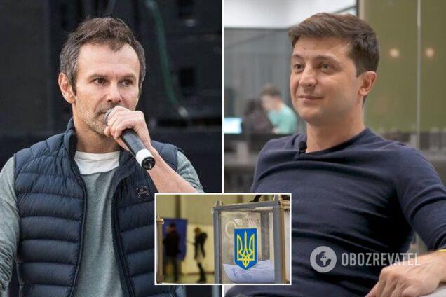 """""""Ты говоришь неправду"""": Вакарчук набросился на Зеленского"""