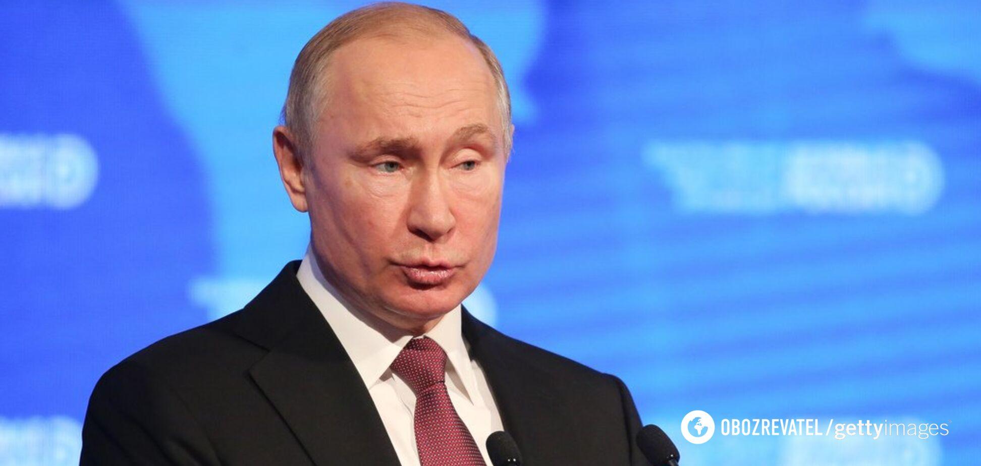 Путин потерял Украину навсегда