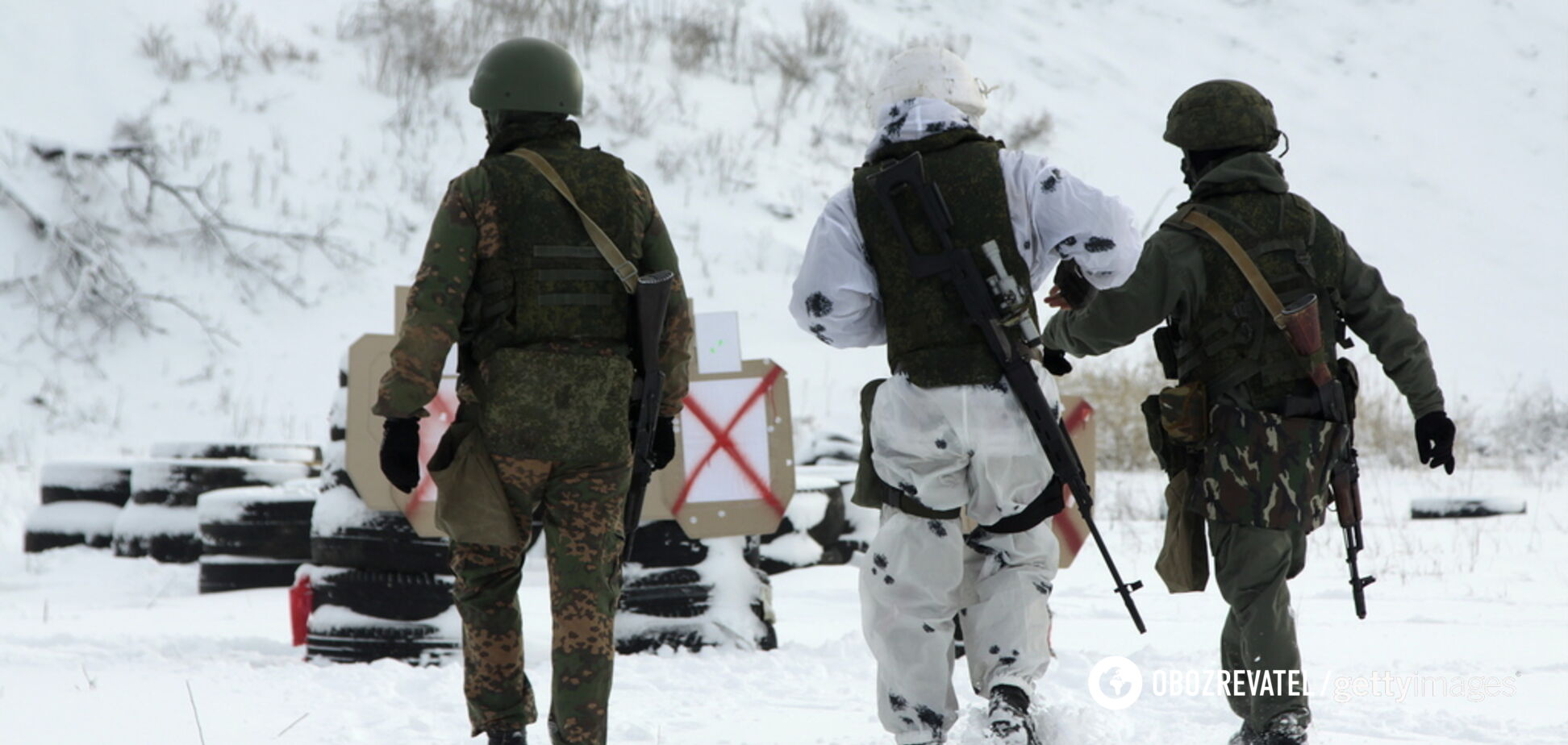 Пряме влучання у бліндаж: на Донбасі зняли ліквідацію терористів