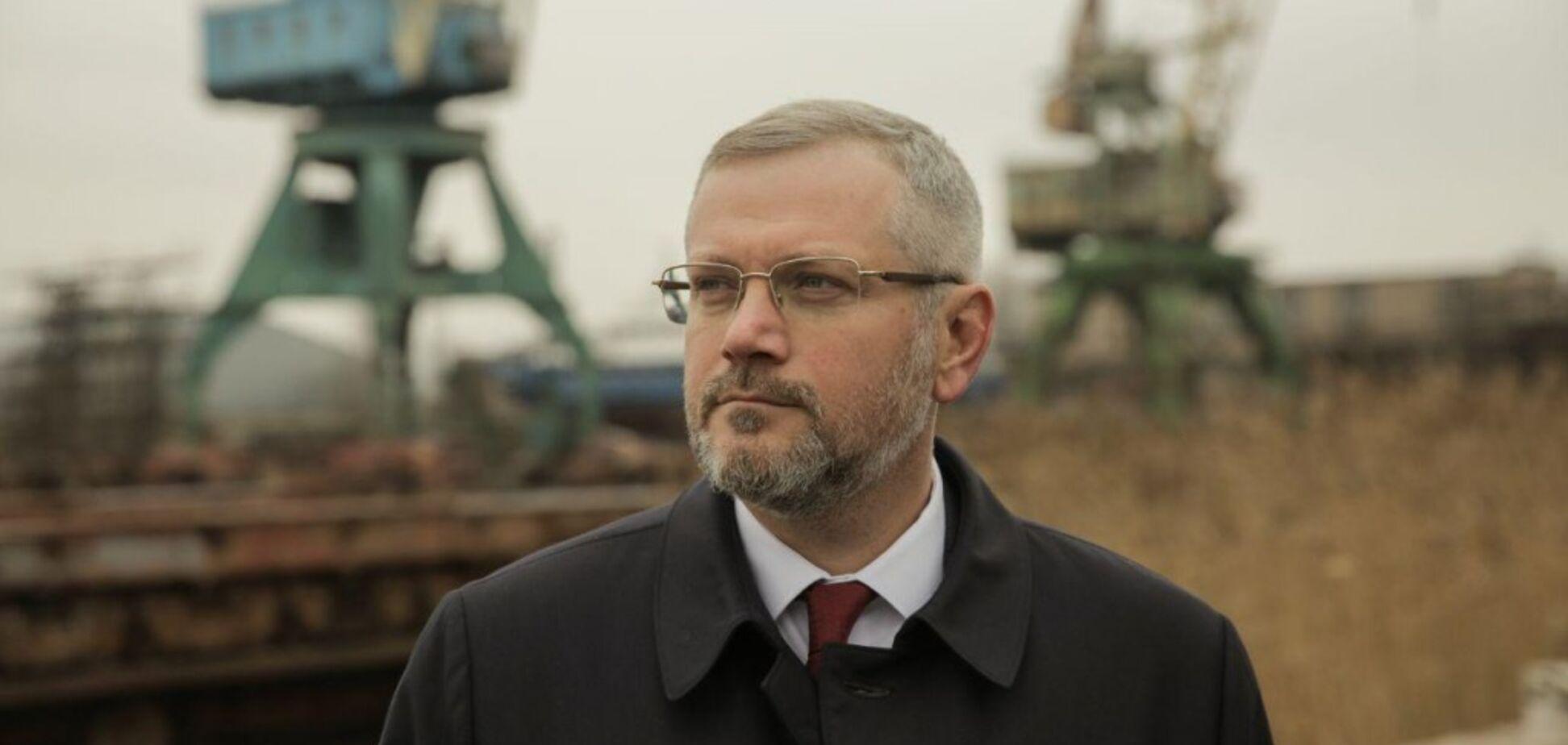Суднобудівники України підтримали кандидата у президенти Вілкула