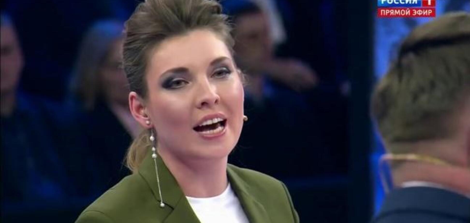 'Замість глядачів — актори': німецький журналіст розповів, як насправді працює шоу Скабєєвої