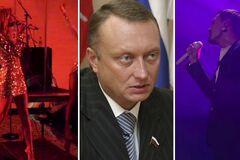 Українські зірки засвітилися на шикарній вечірці сенатора РФ: названі гонорари