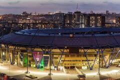 Украина собирается принять Суперкубок УЕФА