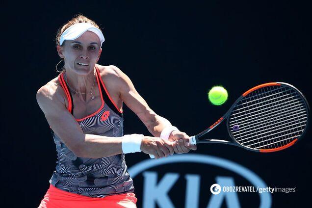 Украинская теннисистка феноменально стартовала на престижном турнире в Катаре photo