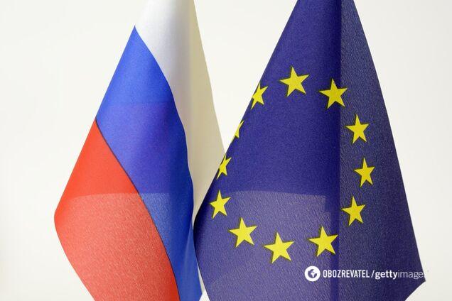 МЗС РФ заявив, що продовження санкцій ЄС проти Москви деструктивно для самого Брюсселя