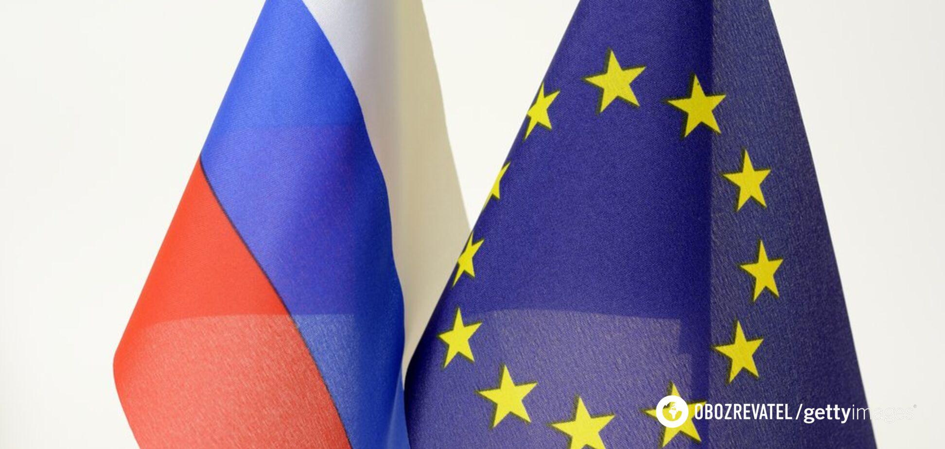 'Заїжджена платівка': Росія різко розкритикувала нові санкції Європи