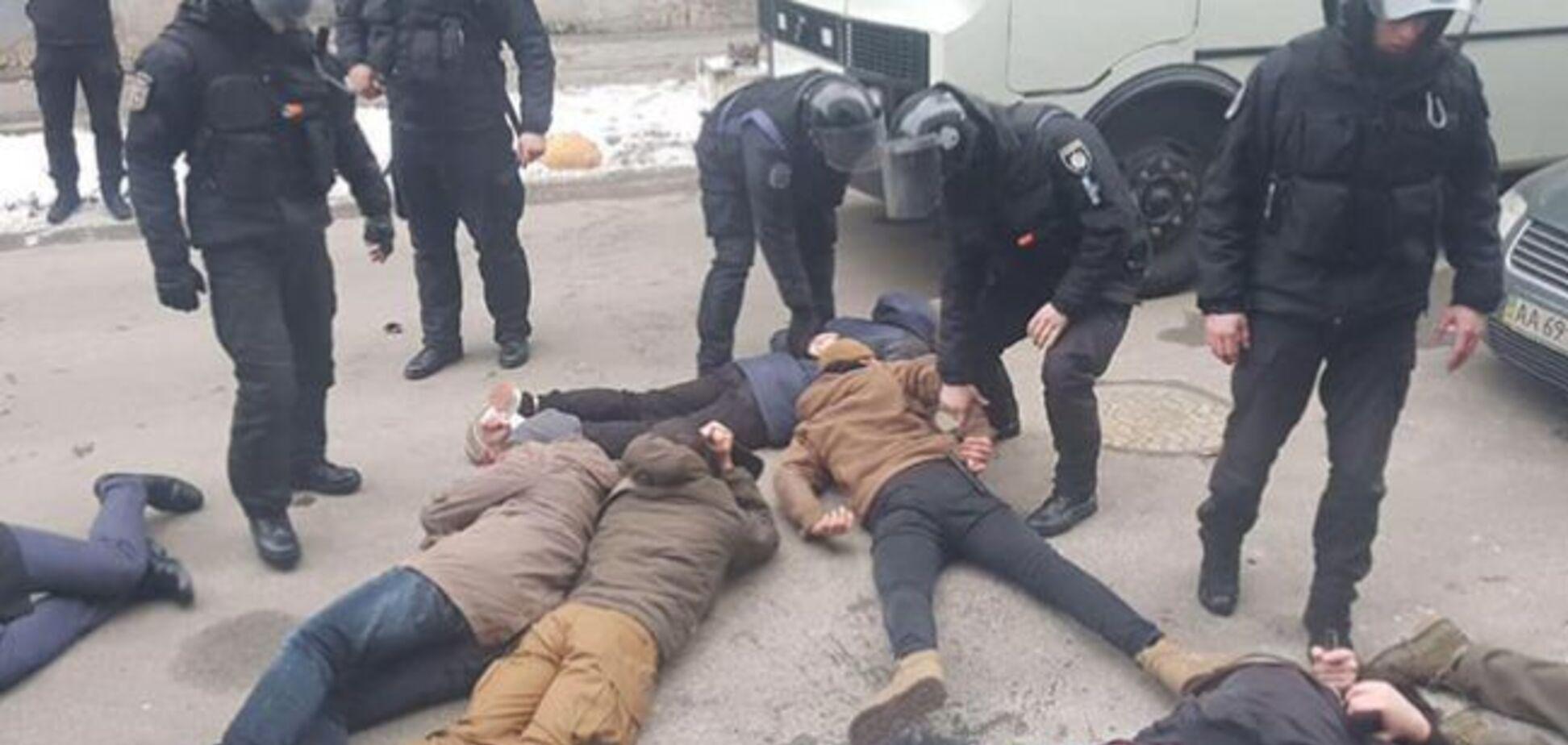 'Лягай, Бандеро!' Стало відомо про покарання поліцейського-учасника побоїща в Києві