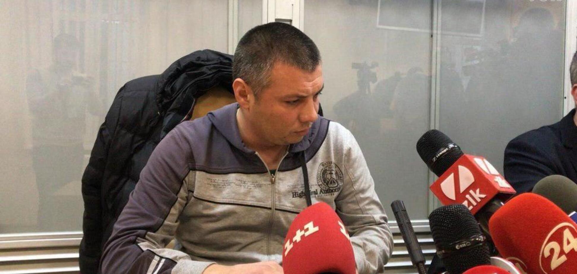 Розкрито особистість поліцейського-учасника побоїща у Києві