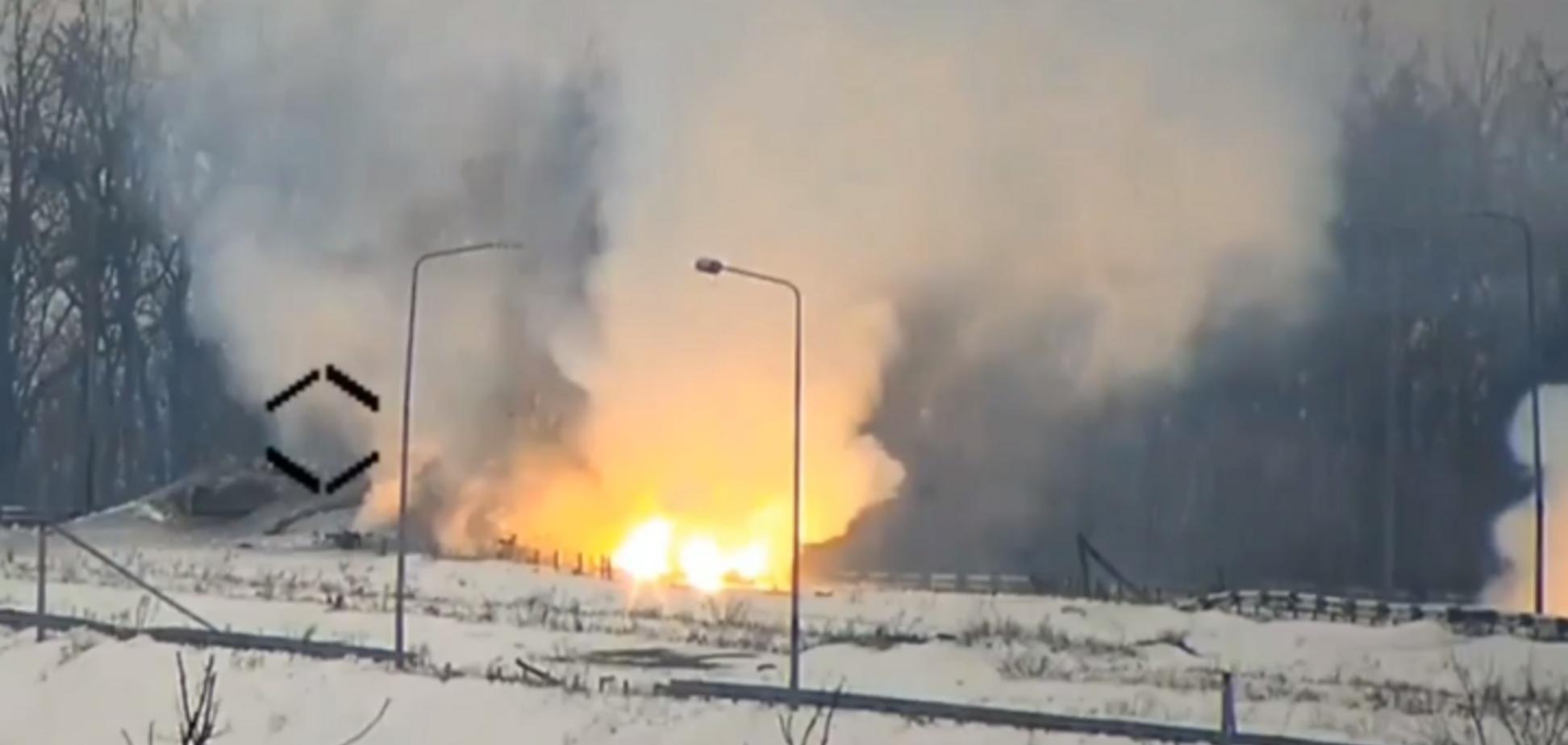 На Донбассе феерически уничтожили дзот оккупантов: украинские бойцы показали видео