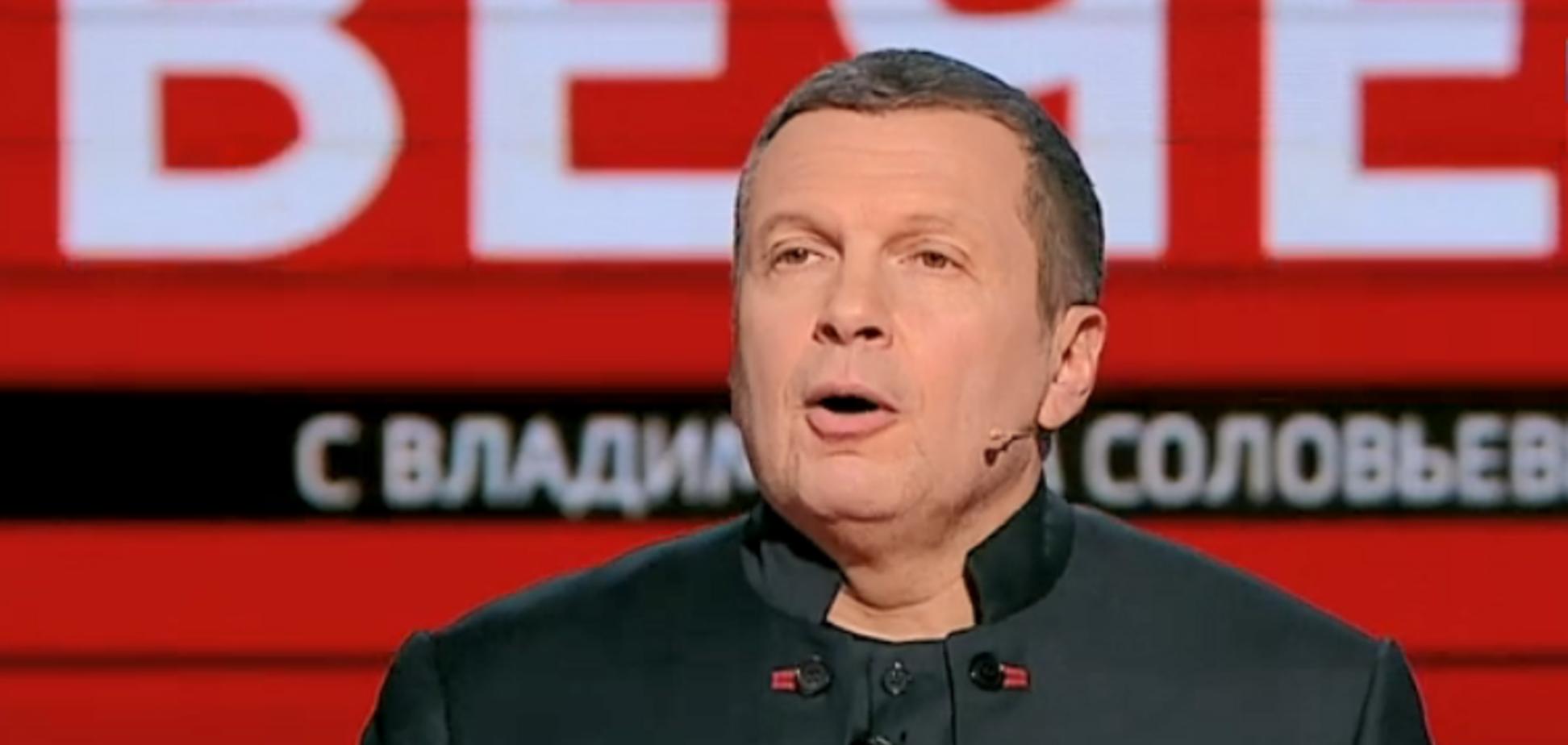 'Донбас буде до Дністра!' У Соловйова зухвало пригрозили Україні через НАТО і ЄС